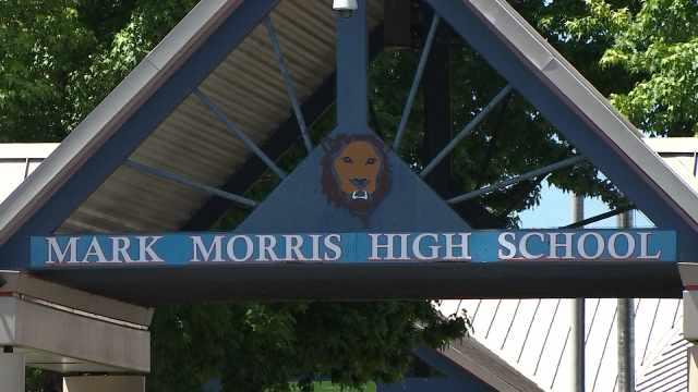 Mark Morris High School (KPTV file image)
