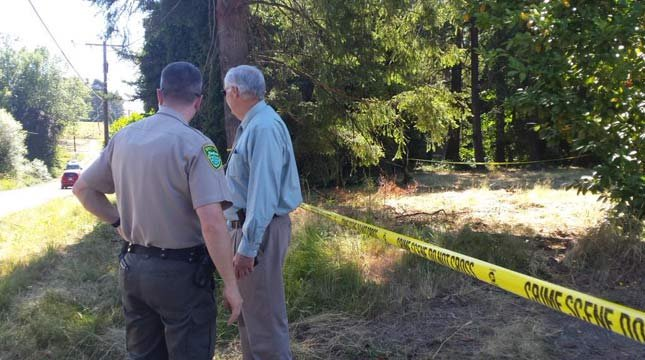 Loggers discover body in field near Clark County Fairgrounds