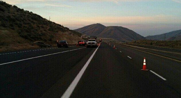 Fatal car crash in Baker County