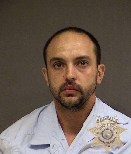 Kasim Hawash, jail booking photo