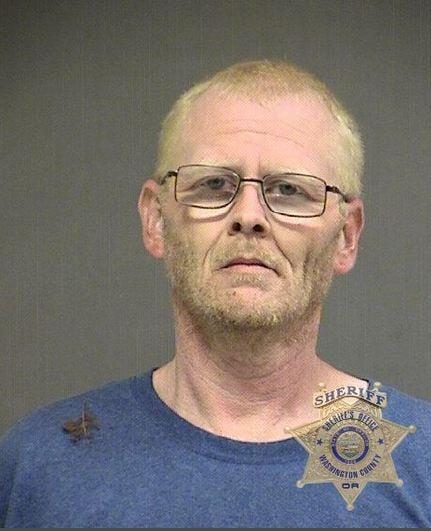 Michael Mast, jail booking photo