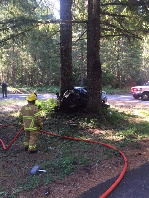 Photo: Skamania County EMS and Rescue