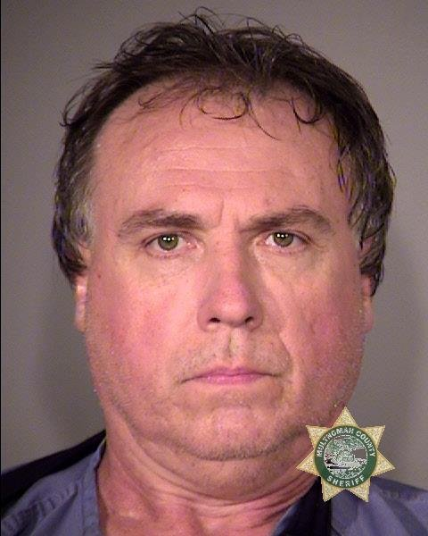 David Ellis, jail booking photo