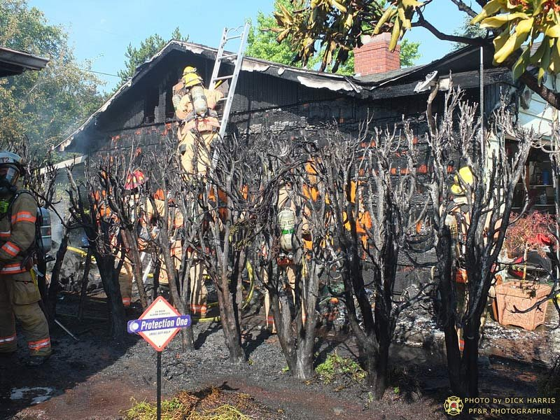 All photos courtesy Portland Fire & Rescue