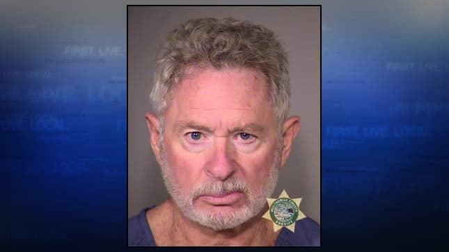 Robert Montgomery, jail booking photo