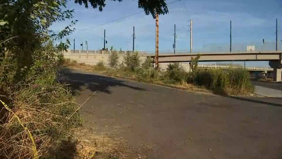 The plot of land is in industrial SE Portland, at Third Ave. and Harrison St.