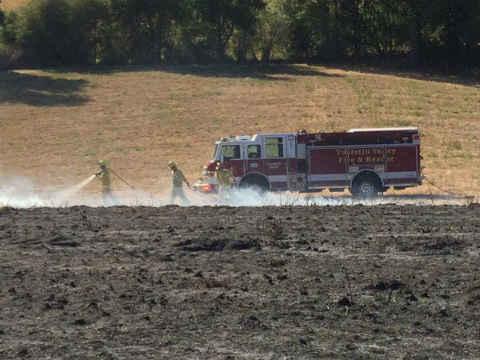 Photos courtesy: Tualatin Valley Fire & Rescue