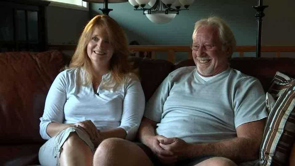 Kathleen and Rick Porter