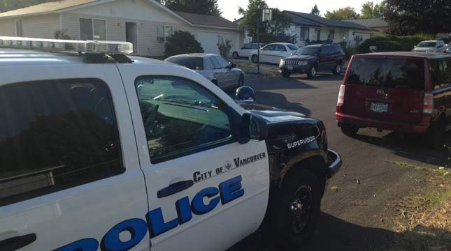 Police: Teen shoots stepfather after fight in Vancouver