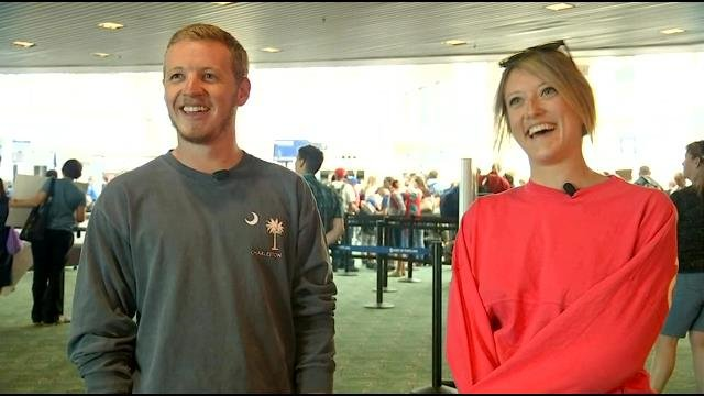 Two college grads biked from California to South Carolina