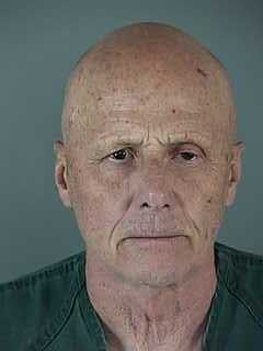 Howard Stull, jail booking photo