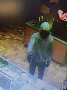 Surveillance photo of the first suspect (Photos: Vancouver Police Department)