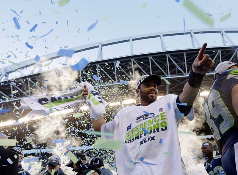 Russell Wilson (Photo: AP)