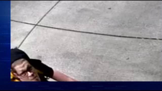 Man steals security camera in SE Portland
