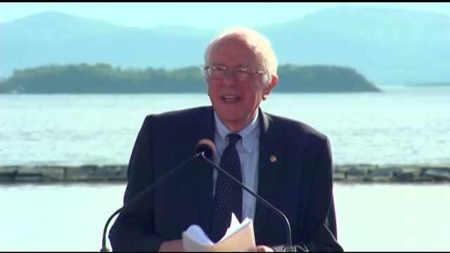 Senator Bernie Sanders (KPTV File Image)