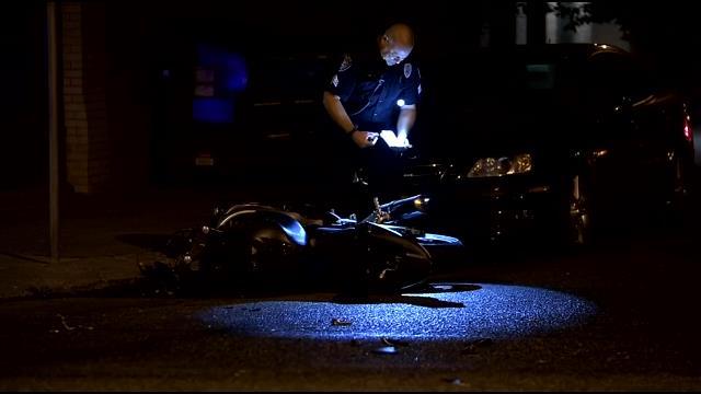 Three people injured during crash