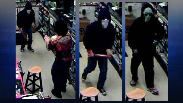 Surveillance images released by Beaverton PD