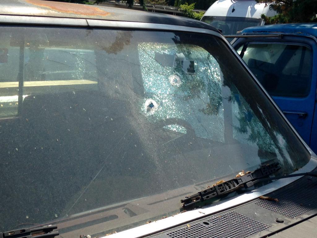 Scene of Beaverton officer-involved shooting (July 8, 2015)