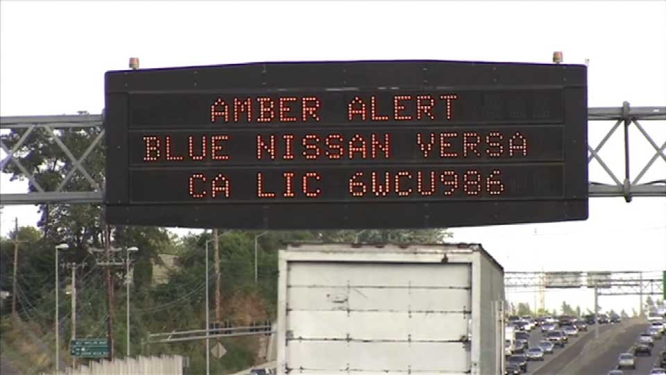 Silver Alerts will function much like existing Amber Alerts, with important information displayed on electronic signs on Washington highways.