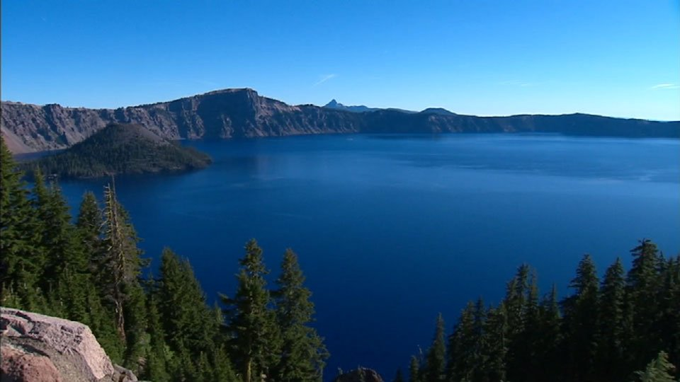 Crater Lake in Oregon is just one of 408 national parks that will be open for free Tuesday.