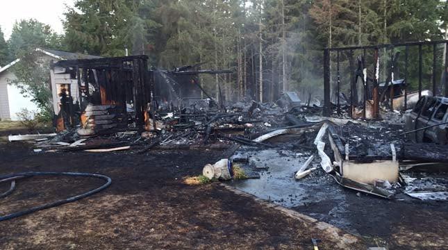 Photo: Cowlitz 2 Fire & Rescue