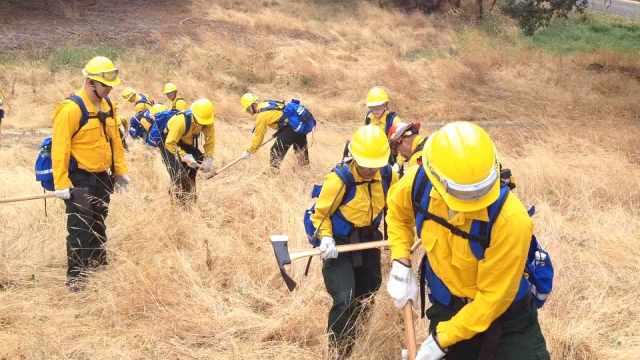 Photos: Oregon Public Safety Academy National Guard Training