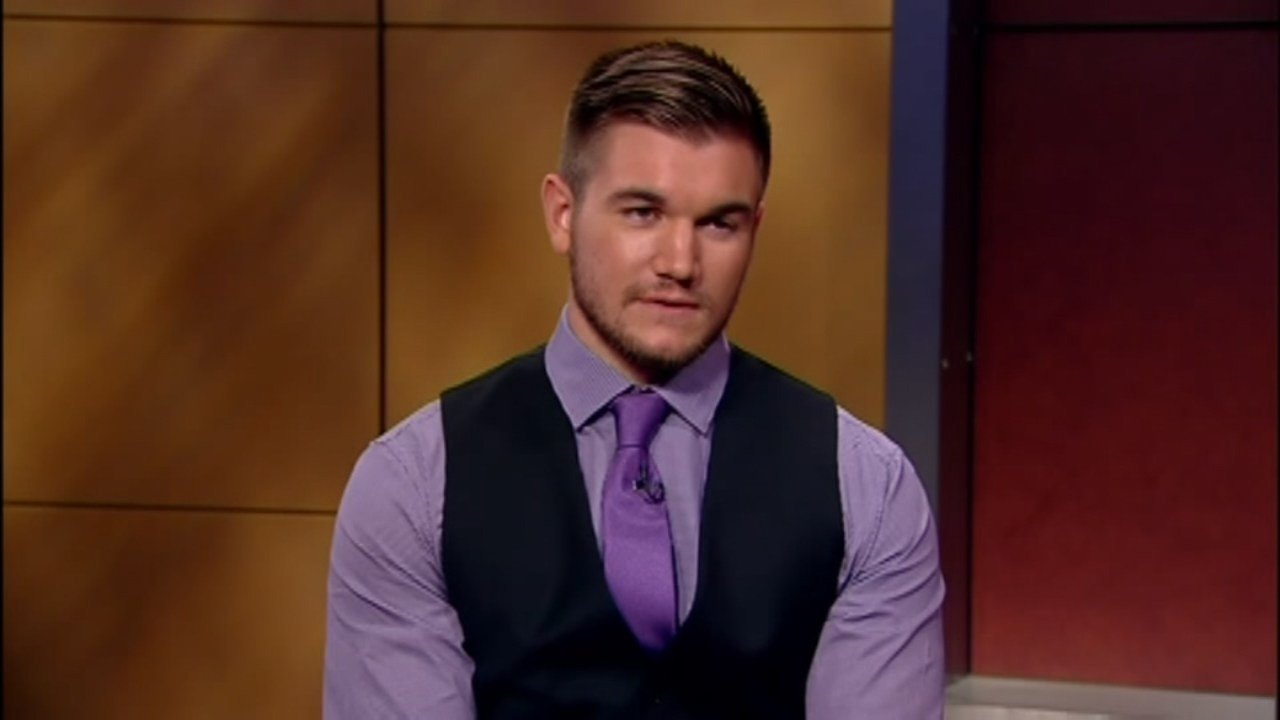 Alek Skarlatos (Photo: FOX News)