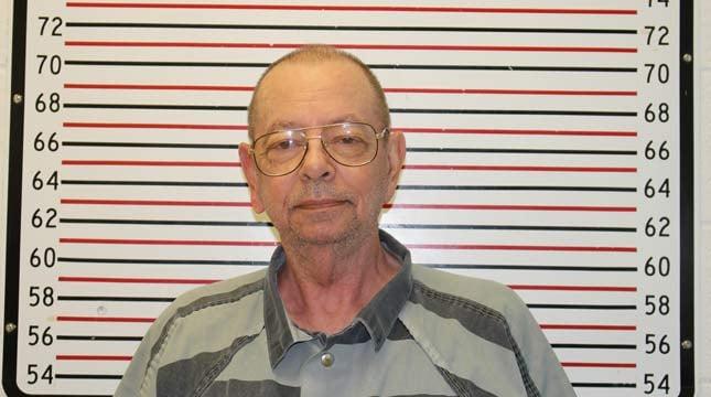 William Dixon Jr., jail booking photo