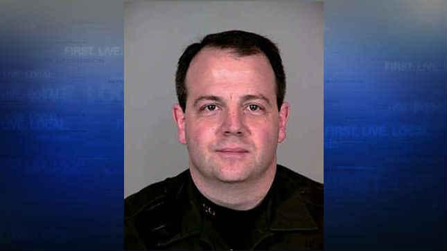 Deputy Eric Gustafson (Photo: Multnomah Co. Sheriff's Office)