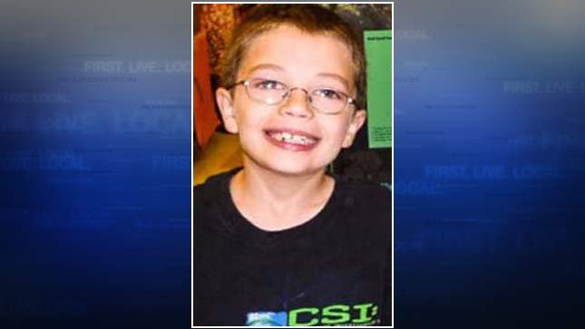 Kyron Horman, photo from the day he disappeared, June 4, 2010.