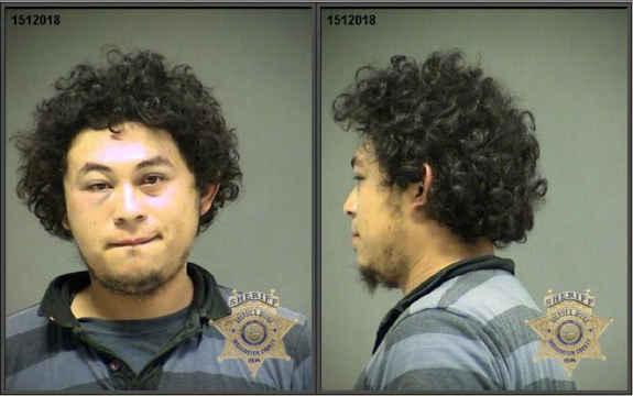 Jesus Raigoza-Pech mugshot (Photo: Washington County Jail)