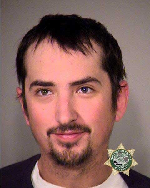 Jeff Rubin, booking photo