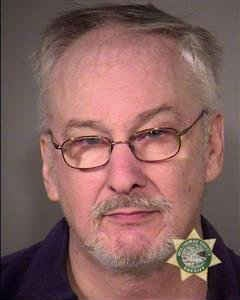 Mark Wann Mugshot (Photo: Portland Police Bureau)