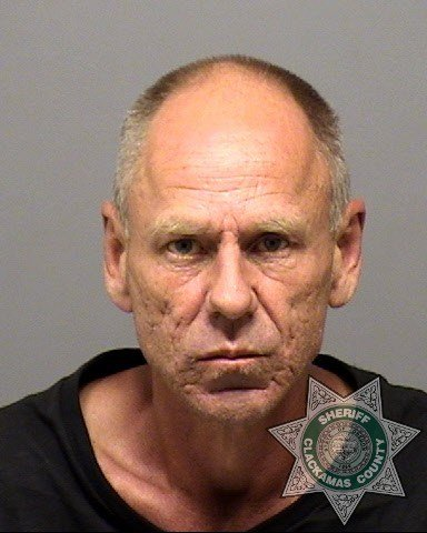 Ronald Leffingwell, jail booking photo