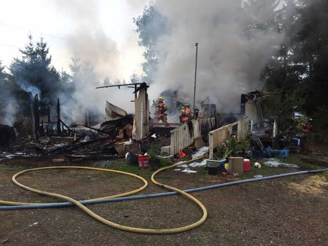 Photo: Estacada Rural Fire District No. 69