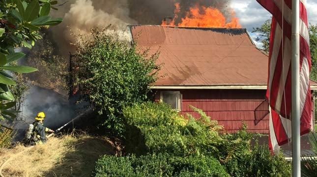 Photo: Camas-Washougal Fire Dept.