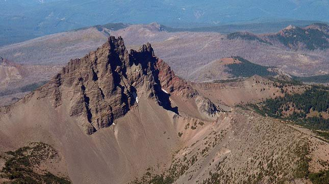 Three Fingered Jack (Photo: Linn County Sheriff's Office)