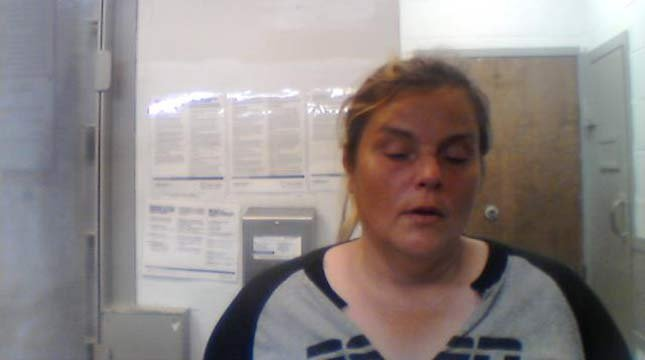 Sheila Clark , photo from Curry County Sheriff's Office