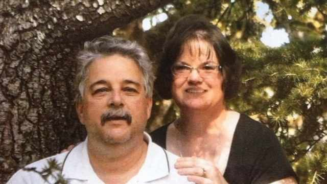 Bill and Michelle Pearson