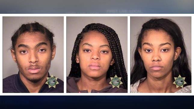 Suspects arrested in retail theft investigation.