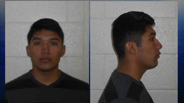 Juan Hernandez mugshot (Photo: Crook County Sheriff's Office)