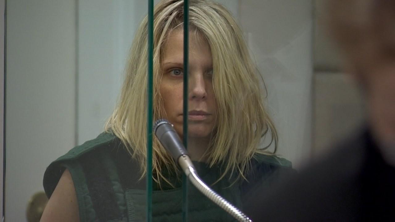 Dianne Davidoff in court on Sept. 28, 2015