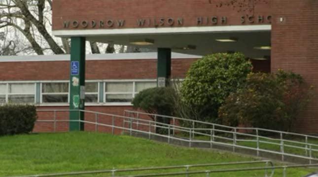 Wilson High School (file image)