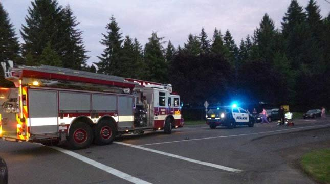 May 20 crash scene (File image from Tualatin PD)