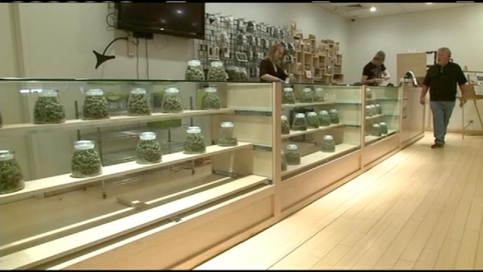 Marijuana sales file image (Photo: KPTV)