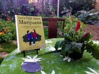 """Let's Talk About Marijuana,"" by Caitlin Sinatra."