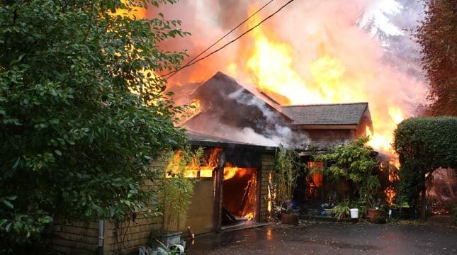 Photo: Depoe Bay Fire Dept.