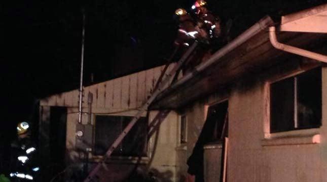 Photo: Clackamas County Fire District #1