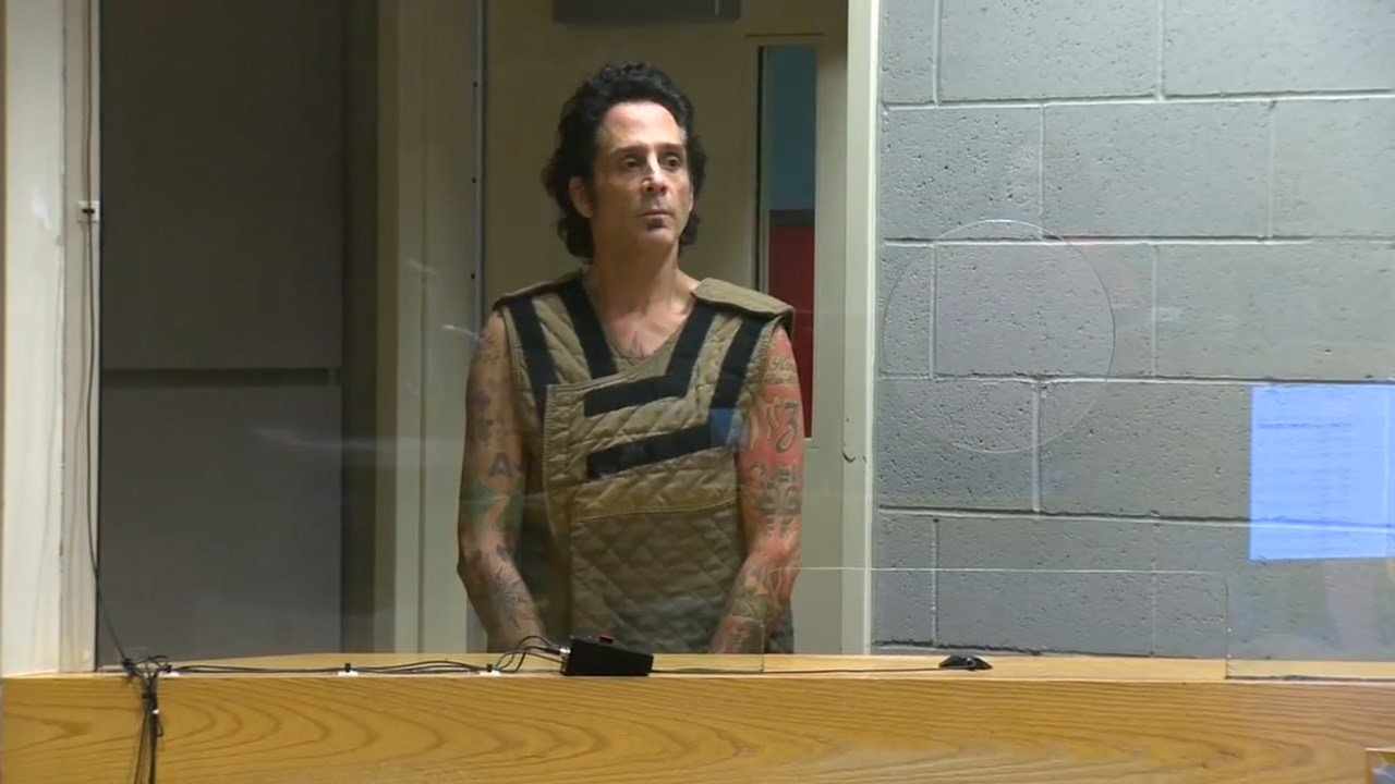 Deen Castronovo during previous court appearance (file image)