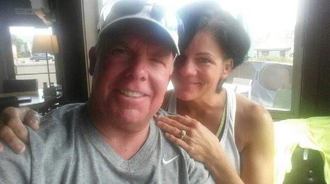 Lance Fisher  and Brenda Schumacher (Photo: Clackamas County Sheriff's Office)
